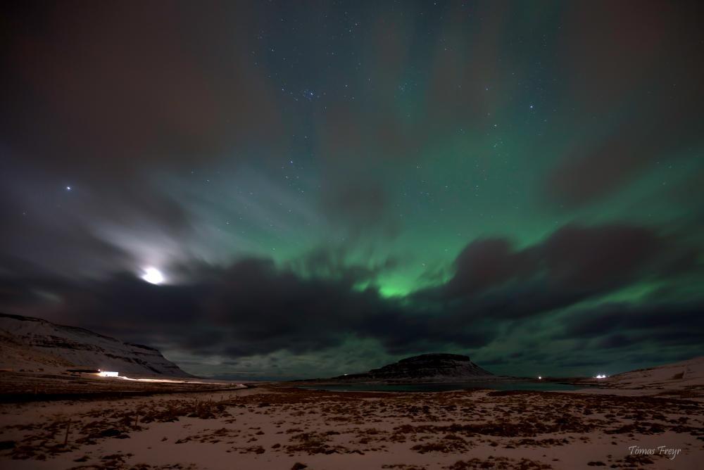Bungalo Northern Lights