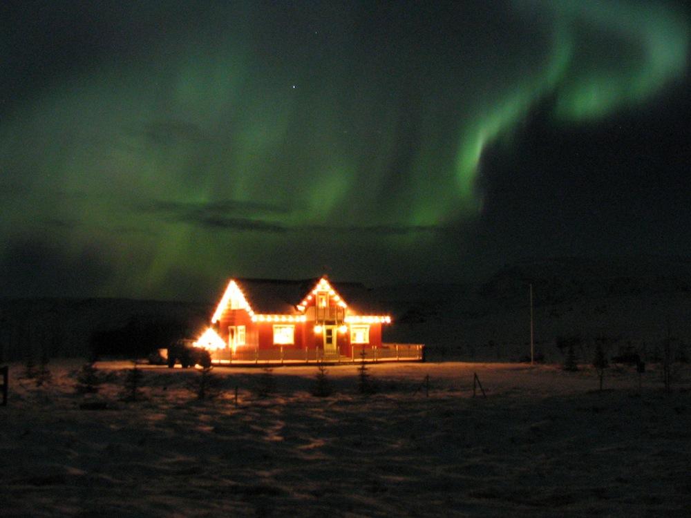 Knarrarholt cottage, click to book!
